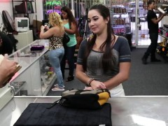 College woman trades her pussy for cash
